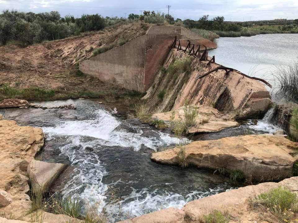 Power Dam Santa Rosa